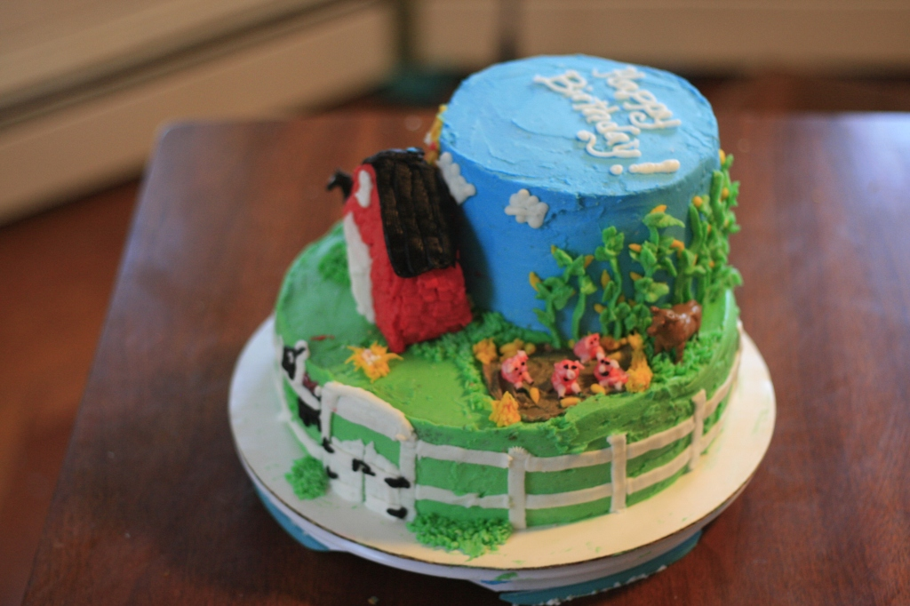 Farm Cake 2